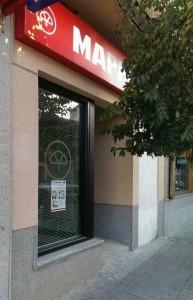 Oficina de Villafranca de los Caballeros